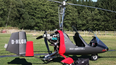 D-MLGH - AutoGyro Europe MT-03 Eagle - Private
