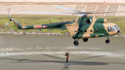 3301 - Mil Mi-8T Hip - Hungary - Air Force
