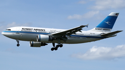 A picture of 9KALA - Airbus A310308 - [647] - © Daniel Schwinn