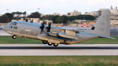 167112 - Lockheed Martin KC-130J Hercules - United States - US Marine Corps (USMC)