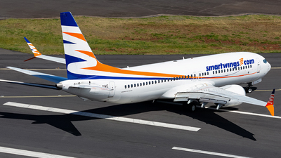 A picture of OKSWE - Boeing 737 MAX 8 - Smartwings - © Nelson Sousa