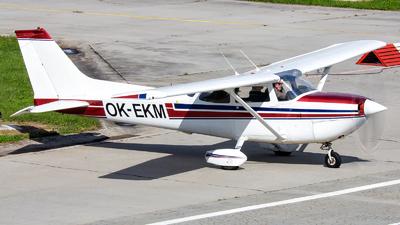 A picture of OKEKM - Cessna FR172J Reims Rocket - [FR1720471] - © Radim Koblížka