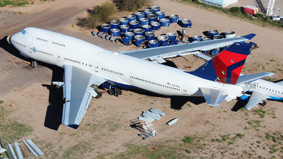 A picture of N674US - Boeing 747451 - [30269] - © XueQing