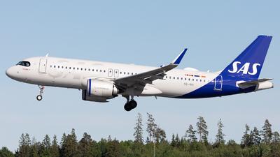 A picture of SEROI - Airbus A320251N - SAS - © Stefan Kronqvist