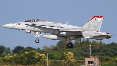 165227 - McDonnell Douglas F/A-18C Hornet - United States - US Marine Corps (USMC)