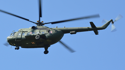 628 - Mil Mi-8RL Hip - Poland - Air Force