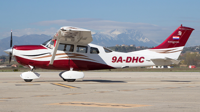 9A-DHC - Cessna T206H Stationair TC - Private