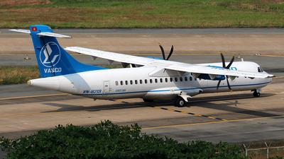 A picture of VNB219 - ATR 72500 - Vasco - © Huy Do