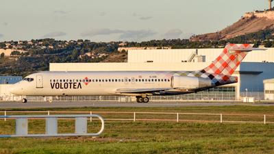 EI-EXB - Boeing 717-2BL - Volotea