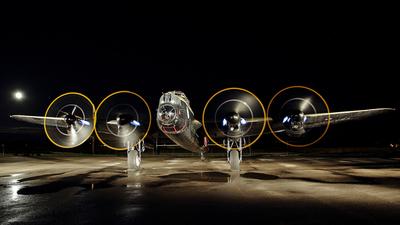 C-GVRA - Avro Lancaster Mk.X - Canadian Warplane Heritage Museum