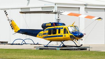 N254SM - Bell 214B-1 - McDermott Aviation