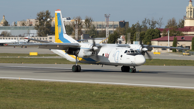 25 - Antonov An-26 - Ukraine - Air Force
