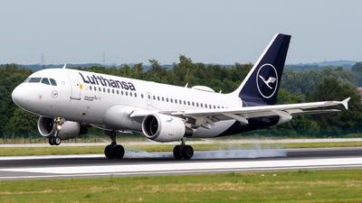 A picture of DAILD - Airbus A319114 - Lufthansa - © Alexandre Raineau