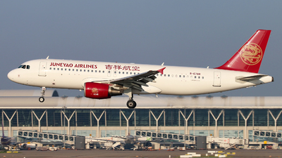 B-6788 - Airbus A320-214 - Juneyao Airlines