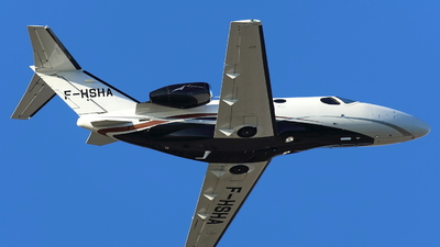 F-HSHA - Cessna 510 Citation Mustang - Aviators