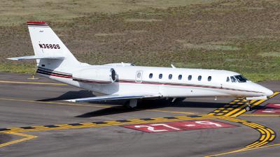 N368QS - Cessna 680 Citation Sovereign - NetJets Aviation