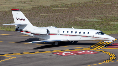 A picture of N368QS - Cessna 680 Citation Sovereign - NetJets - © HA-KLS