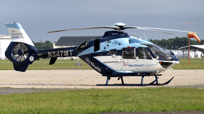 N347MT - Airbus Helicopters H135 P2+ - Northwell/Yale New Haven Skyhealth