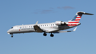 N534AE - Bombardier CRJ-702 - American Eagle (PSA Airlines)