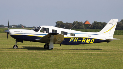PH-RMD - Piper PA-32R-301T Saratoga II TC - Private
