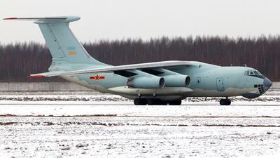 20641 - Ilyushin IL-78M Midas - China - Air Force