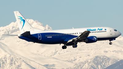 YR-BAQ - Boeing 737-4D7 - Blue Air