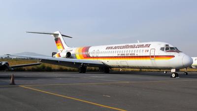XA-UDD - McDonnell Douglas DC-9-32 - Aero California