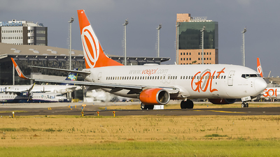 A picture of PRGGQ - Boeing 7378EH - GOL Linhas Aereas - © Angelo Madson