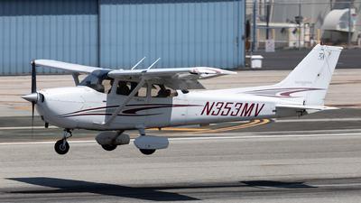 N353MV - Cessna 172S Skyhawk SP - Private