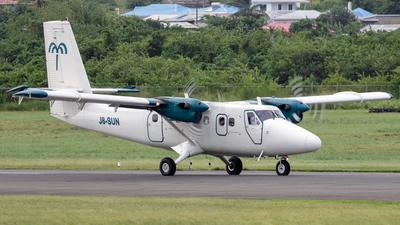 J8-SUN - De Havilland Canada DHC-6-300 Twin Otter - SVG Air