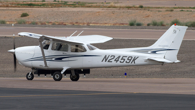 N2459K - Cessna 172S Skyhawk - Private