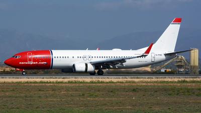EI-FHK - Boeing 737-8JP - Norwegian