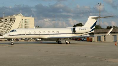 N900ES - Gulfstream G550 - Private