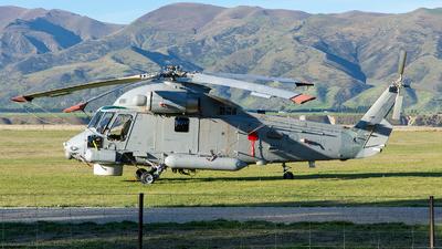 NZ3614 - Kaman SH-2G Super Seasprite - New Zealand - Navy