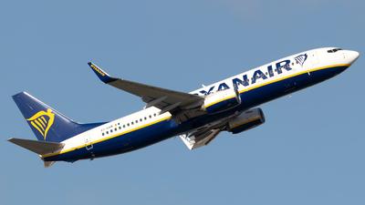 A picture of EIGXM - Boeing 7378AS - Ryanair - © Rui Sequeira