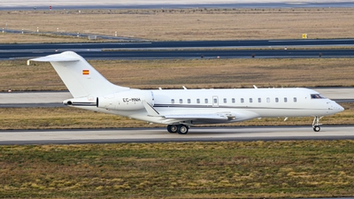 EC-MNH - Bombardier BD-700-1A10 Global Express XRS - Private
