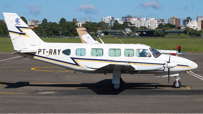 PT-RAY - Embraer EMB-820 Navajo - Private