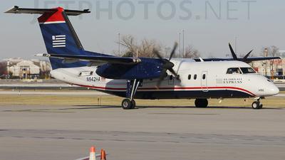 A picture of N942HA - De Havilland Canada Dash 8100 - [163] - © Orlando Suarez