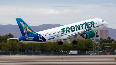 N316FR - Airbus A320-251N - Frontier Airlines