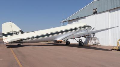 ZS-CRV - Douglas DC-3 - Rovos Air
