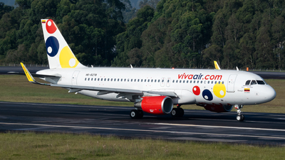 HK-5278 - Airbus A320-214 - Viva Air Colombia