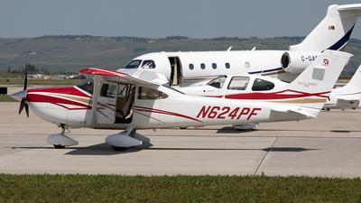 N624PF - Cessna T182T Skylane TC - Private