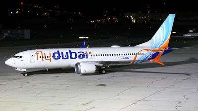 A6-FMM - Boeing 737-8 MAX - flydubai