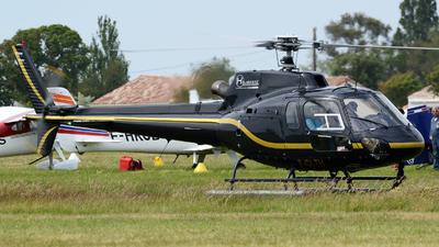 F-GLTH - Eurocopter AS 350B2 Ecureuil - Héliberté Hélicoptères