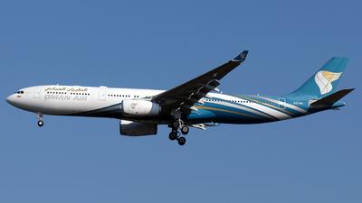 A4O-DB - Airbus A330-343 - Oman Air