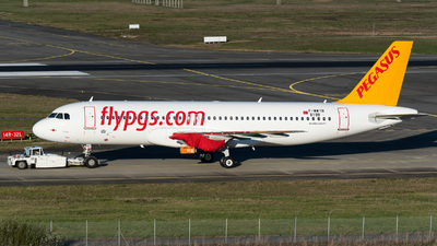 F-WWIB - Airbus A320-251N - Pegasus Airlines