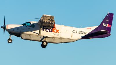 C-FEXW - Cessna 208B Super Cargomaster - Fedex Feeder (Morningstar Air Express)