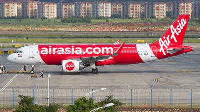 9M-RAP - Airbus A320-251N - AirAsia