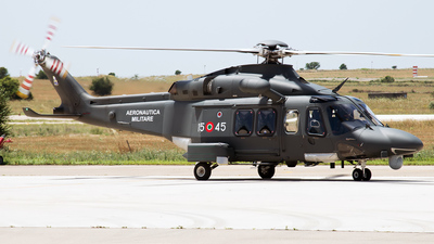 MM81801 - Agusta-Westland HH-139A - Italy - Air Force