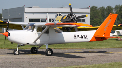 SP-KIA - Reims-Cessna F152 II - Silvair